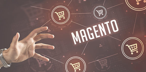 Разработка сайта на Magento