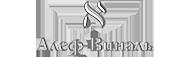 Логотип Алеф Виналь