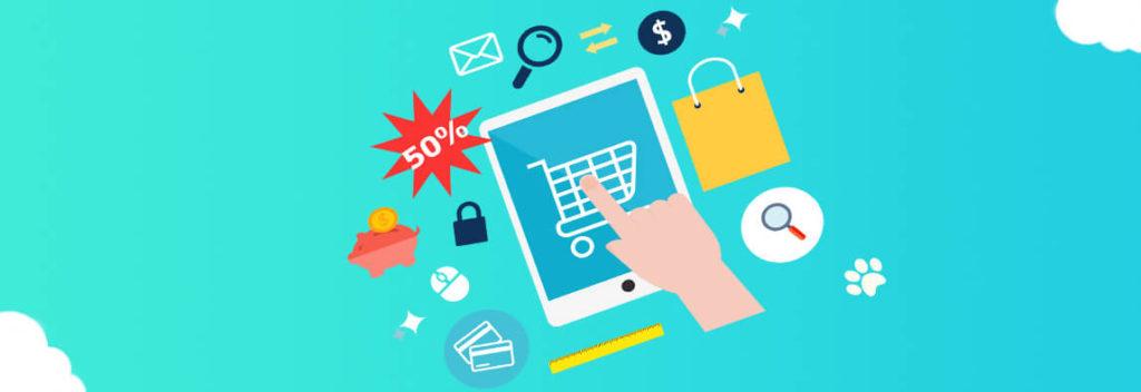 Придбання товарів через інтернет-магазин